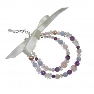 Bracelets Touche de lavande Maman-Enfant