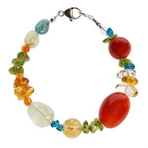 Bracelet Autumn N° 3 - 19,3 cm *vendu*