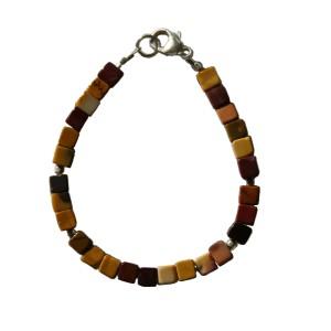 Bracelet Homme Mookaïte