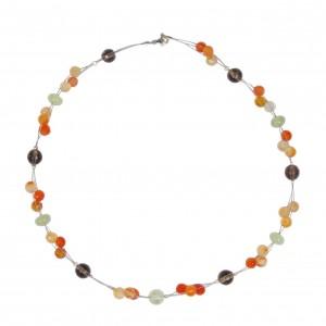 Collier 'Mandarine Style'